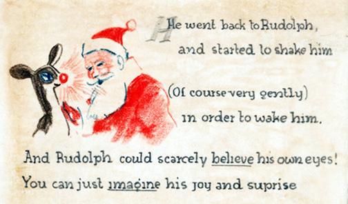 Rodolph Manuskript